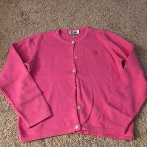 Lilly Pulitzer size 8 cardigan excellent condition